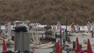 """韓 후쿠시마 오염수 국제 공론화에…日 """"극히 유감"""""""
