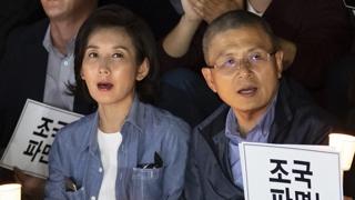 """황교안·나경원 광화문서 촛불…""""조국 사퇴"""""""