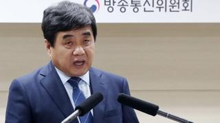 방통위 허위조작정보 규제안 추진…野 추천위원들 반발