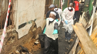 라이베리아서 학교 화재…어린이 27명 사망