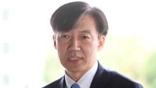 """조국, 검사와 대화…""""검찰개혁 목소리 경청"""""""