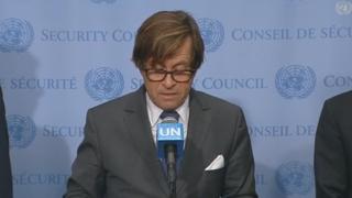 """안보리, 北 SLBM 논의…유럽 6개국 """"제재위반"""""""
