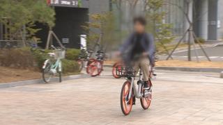 국내 첫 공유자전거 사업…외국업체에 줬다가 '낭패'