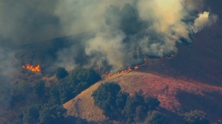 美캘리포니아 산불 지역 대피명령 해제…일부 불길 잡혀