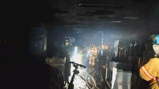 '점포 밀집' 전통시장…화재위험 사각지대