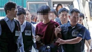 '美대사관저 기습시위' 대진연 회원 7명 영장심사