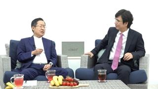 홍준표-유시민, 조국·검찰개혁 이슈에 평행선