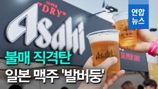 [영상] 불매 운동 직격탄 맞은 일본 맥주, 편의점 납품 가격 인하