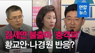 [영상] 김세연 불출마 '충격파'…지도부·중진 반응은?