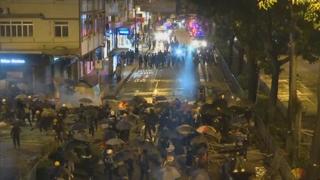 """홍콩사태 격화에 국제사회 우려…""""폭력은 안돼"""""""