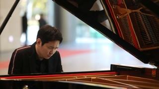 피아니스트 임동혁, 연합뉴스TV서 게릴라 콘서트