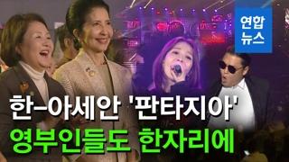 [영상] 아시아 스타들 총출동…'아세안 판타지아' 하이라이트