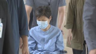 [속보] 박근혜, 입원 78일 만에 서울구치소 재수감