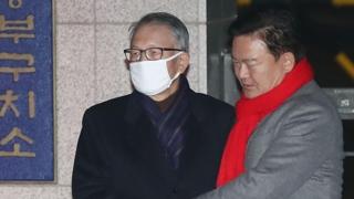 김기춘 전 비서실장 석방…재수감 425일만
