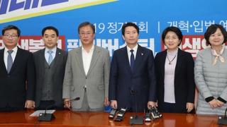 한국당 뺀 4+1 협의 본격화…'나경원 불신임' 논란