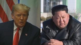 """""""로켓맨"""" vs """"상응대응"""" 설전…대치 악화"""