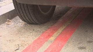 알고 계십니까? '과태료 2배' 붉은 주차 금지선