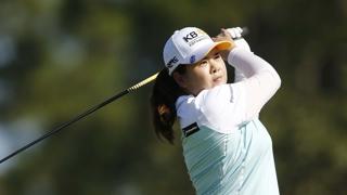 '20승 보인다' 박인비, LPGA 시즌 개막전 2R 공동 1위