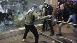 레바논 반정부시위 격화…주말 사이 최소 530명 부상