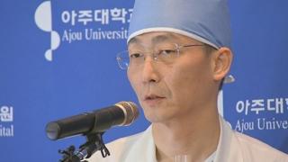 이국종 교수, 외상센터장 사퇴 의사 밝혀