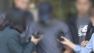 5살 아들 살해 계부 CCTV 공개…법정서 막말