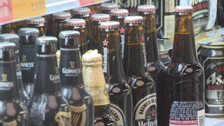 맥주 수입 10년 만에 감소…일본산 수입 반토막
