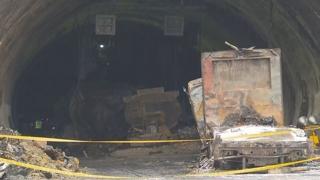 순천완주고속 터널서 시신 추가발견…사망 5명·부상 43명