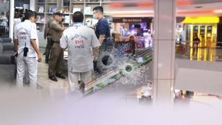 '묻지마 난사' 열흘만에…태국서 또 총격사건