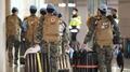 남수단 파병 한빛부대 인천공항 도착…전원 코로나19 검사