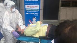 '시의원과 마찰로 쓰러진' 권영진 입원 3일 만에 퇴원