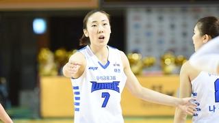 [프로농구] 우리은행 박혜진, 개인 통산 5번째 MVP