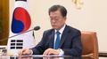 문대통령, 조용한 69번째 생일…시진핑, 축하서한