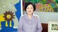 김정숙 여사, 문화예술특수학교 첫 입학식 영상축하