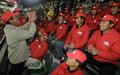 남아공월드컵 북한-브라질 경기