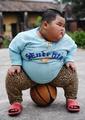 몸무게 62kg 중국 4살 남자아이