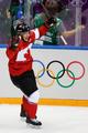 소치동계올림픽 아이스하키 남자 결승 캐나다 대 스웨덴