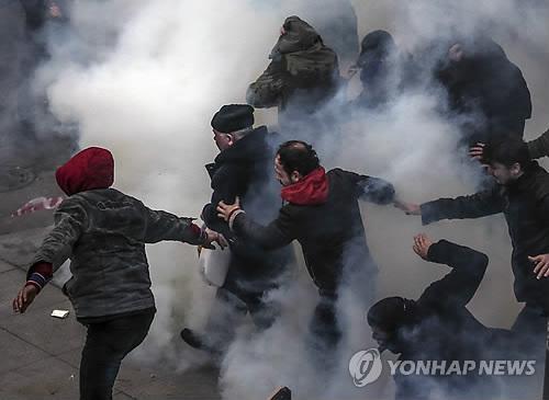 터키 반정부 시위