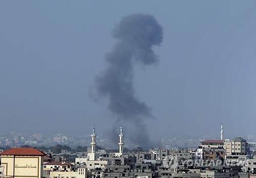 이스라엘-하마스, 72시간 한시적 휴전 시작