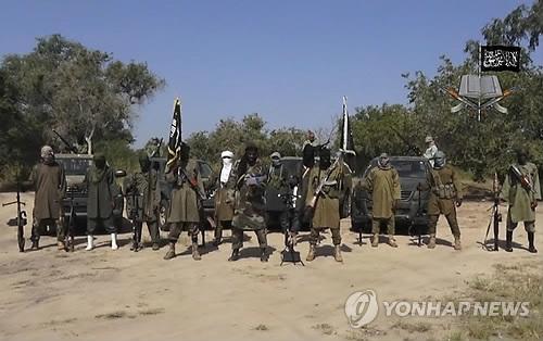 보코하람, 퇴각 중 카메룬 민간인 91명 학살(자료사진)