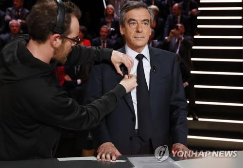 프랑스 공화당 대선후보 프랑수아 피용