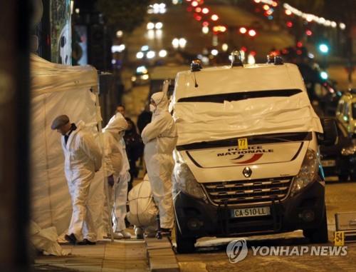 佛 대선 사흘 앞두고 총격테러 발생 [연합뉴스 자료사진]