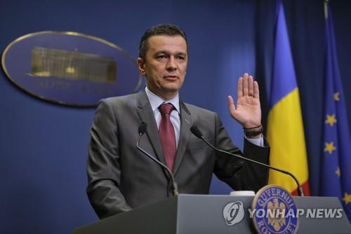 루마니아 총리, 여당 사퇴요구 거부
