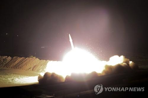 시리아 IS 공격에 이란도 개입…락까에 미사일 공격