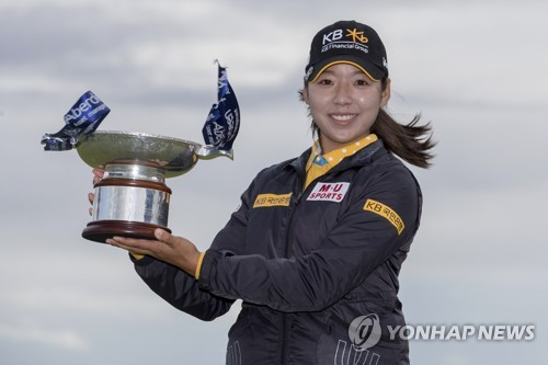 시즌 3승 김지현