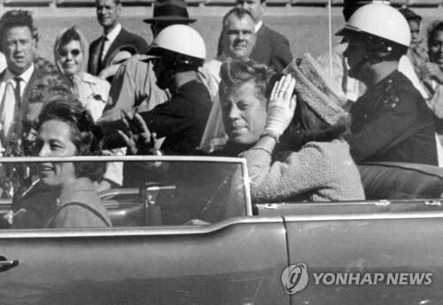 """""""1991년 영화 'JFK', 케네디암살 기밀문서 공개일조"""""""