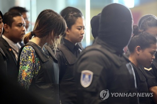 김정남 암살 장소로 둘러보는 동남아 피고인들