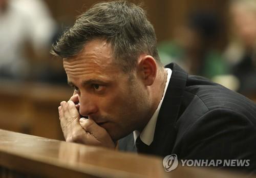 """'여친 살해범' 의족 스프린터 """"13년형, 너무 가혹"""""""
