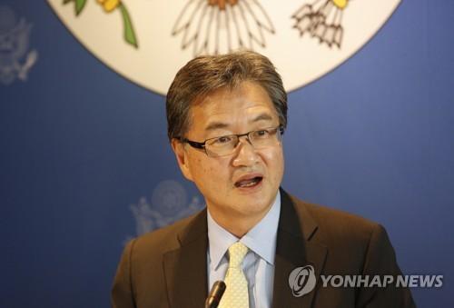 ジョセフ・ユン国務省北朝鮮担当特別代表(資料写真)=(AP=聯合ニュース)