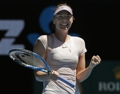 샤라포바, 2년 만에 돌아온 호주오픈 1회전서 승리