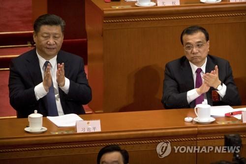 중국 전인대, '국가주석 3연임 금지' 조항 개헌안 표결